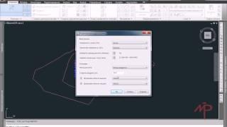 Расчет картограммы Civil 3D обзор возможностей.avi