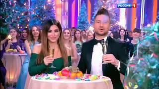 Сергей Лазарев! Голубой Огонёк 2017. Поздравление!