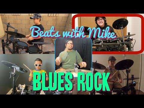 Blues Rock- an Online Group Collaboration