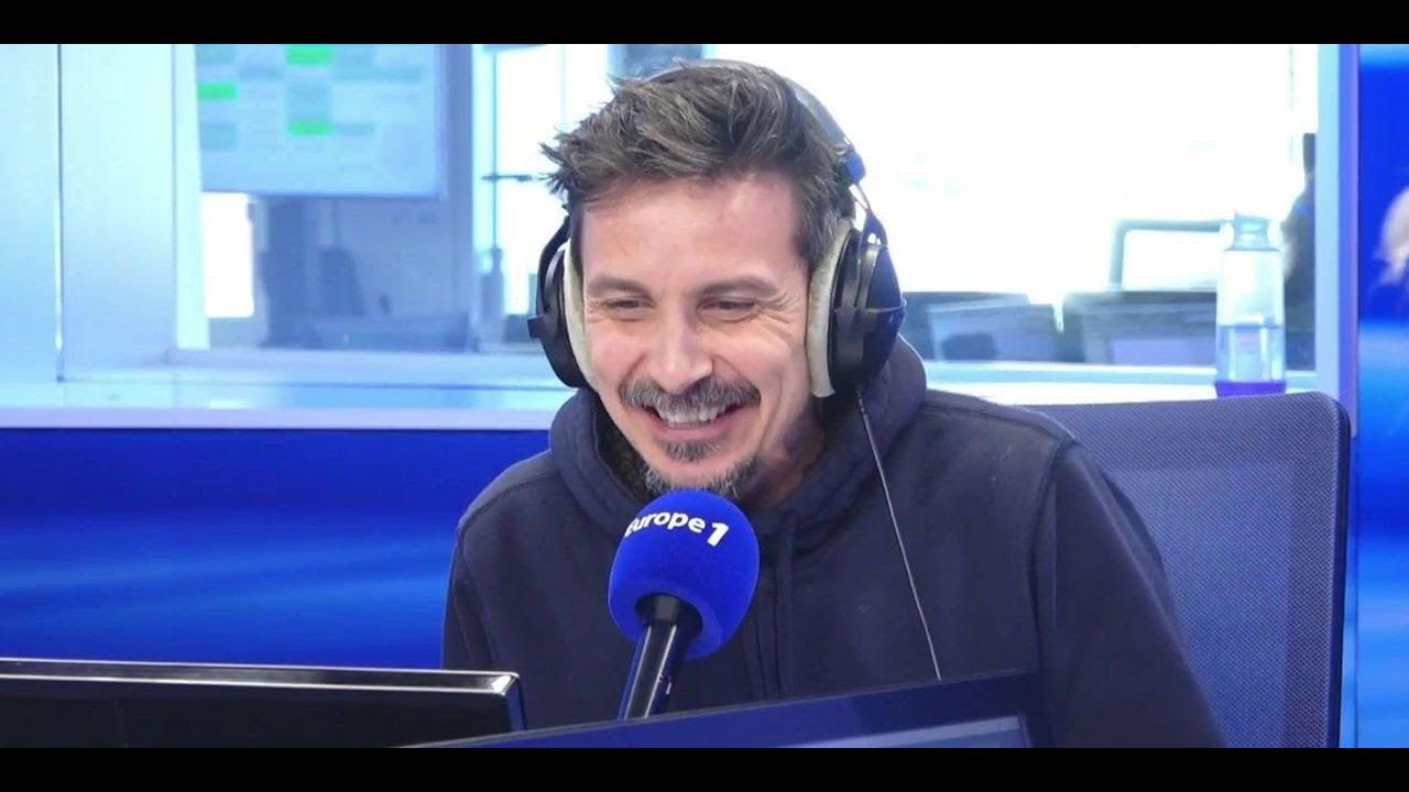 Arnaud Tsamère, humoriste et comédien