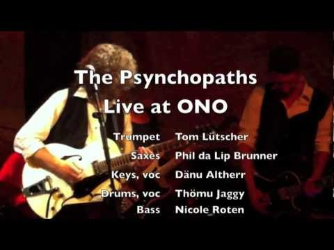 Psynchopaths Live at ONO