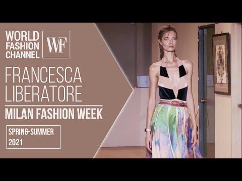 Francesca Liberatore весна-лето 2021   Неделя Моды в Милане