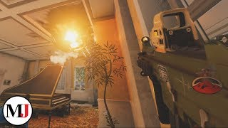The 4v5 Ranked Match: Full Game Friday - Rainbow Six Siege