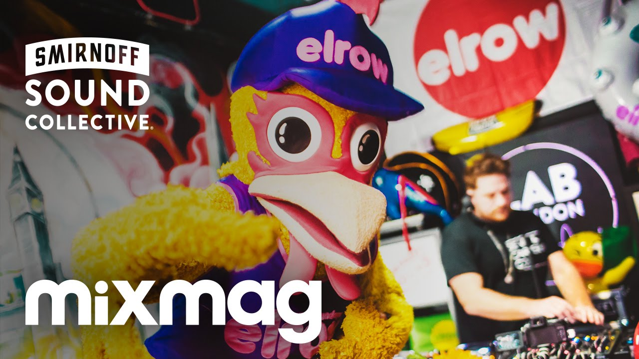 Eats Everything ,Toni Varga & De La Swing - Live @ Mixmag Lab LDN, Elrow Takeover 2015