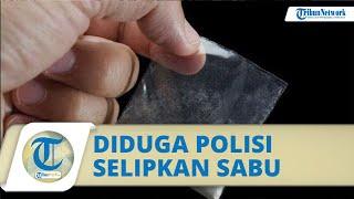Diduga Polisi Lampung Utara Selipkan Sabu saat Penangkapan, Warga Tak Terima hingga Picu keributan