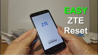 See How to open LOCKED Android phone ZTE Reset - How to reset ZTE Phone to Factory Settings Easy Fix