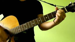 Stay The Night - James Blunt - Easy Guitar Lesson Tutorial (No Capo)