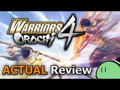 Warriors Orochi 4 (ACTUAL Game Review) video thumbnail