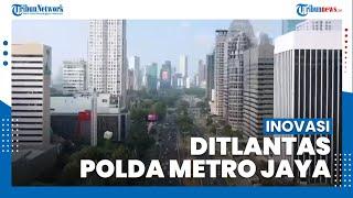 Ini Inovasi-inovasi Ditlantas Polda Metro Jaya dalam Perubahan Teknologi Kepolisian Modern