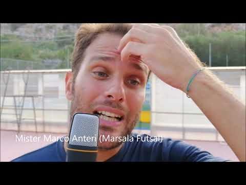 immagine di anteprima del video: San Vito lo Capo - Marsala F. 2-2 le parole di Mister Anteri nel post gara