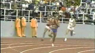Bruce Jenner running the 400 in the 1976