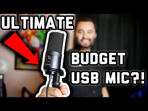 SNOWBALL KILLER? // FIFINE 669B MIC REVIEW!