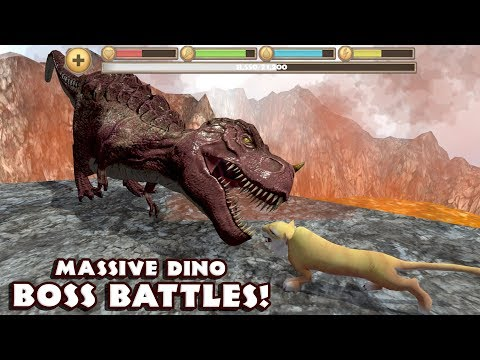 Sabertooth Tiger Family Survival Simulator 3D, Part 2 - By Gluten Free Games-IOS/Android