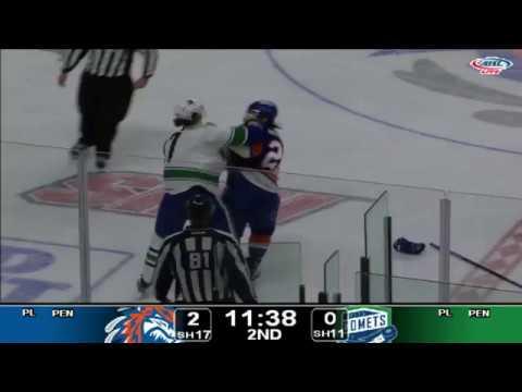 Andrey Pedan vs Ben Holmstrom