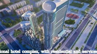 DAR BUILDING PROJECT - DAR TOWER - | THOUSE.GE |