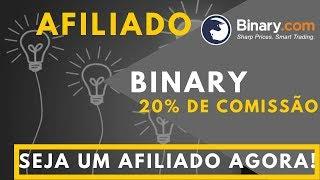Binary - Seja um Afiliado da Binary e Ganhe Dólares! ( Exclusivo )