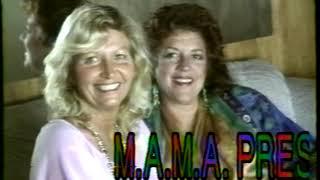 MAMA PRESENTS… Airielle with Rhanja   1995  then Tropical Rhythms live music Lahaina MLK Day