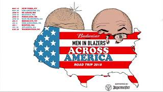 "Roger Bennett & Michael Davies on the ""Men In Blazers"" Tour | The Rich Eisen Show | 5/25/18"