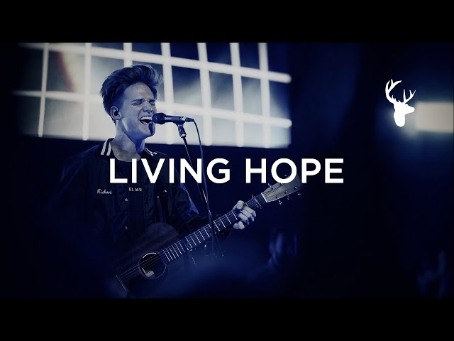 Living Hope - David Funk | Moment