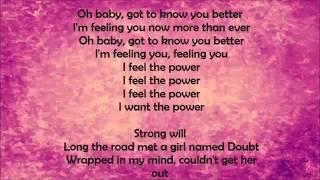 Alicia Keys - Power Lyrics
