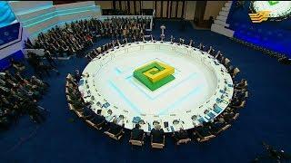 «Жаһандық саясат». ЭКСПО тиімділігі. Астана халықаралық қаржы орталығының келешегі