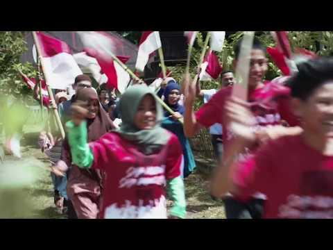 Dirgahayu Republik Indonesia ke-72, Kerja Bersama Terangi Indonesia