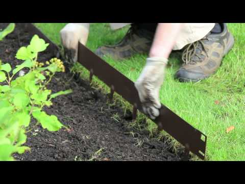 Welcome EverEdge Flexible Metal Garden Edging And Steel Raised