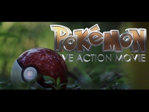 Pokemon: A Live Action Movie Teaser Trailer