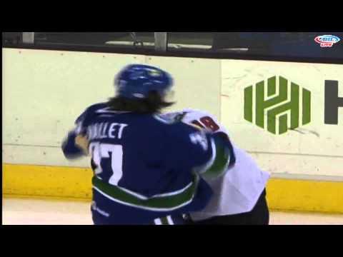Alexandre Mallet vs Mitchell Heard