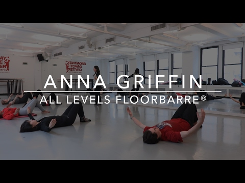 Floor Barre @ Broadway Dance Center