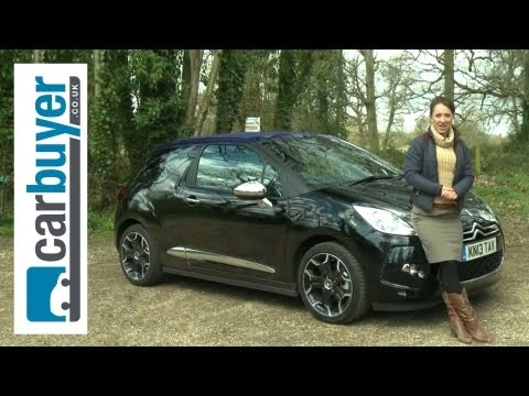Citroen DS3 Cabrio (convertible) 2013 review - CarBuyer