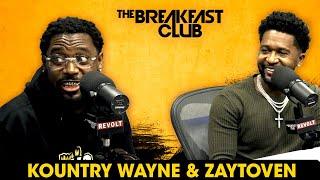 Kountry Wayne Brings 'Drip' To The Breakfast Club, Zaytoven Talks Producer Accolades + More