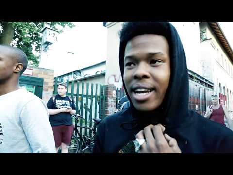 VIDEO: NASTY C – My Journey (Germany)