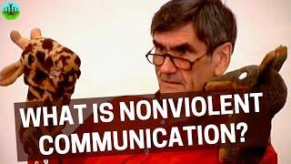 The Purpose Of Nonviolent Communication