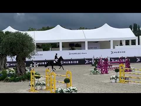 2nd place for Jos and Igor in the LR 1m60 Grand Prix at CSI5***** St Tropez