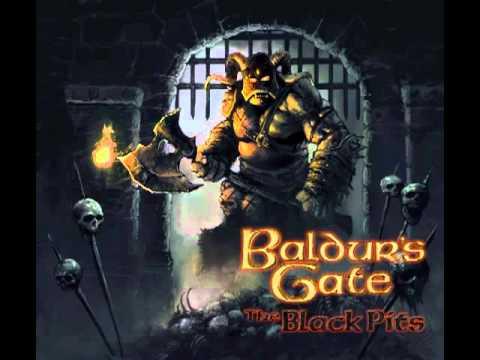 Sample The New Baldur's Gate Music