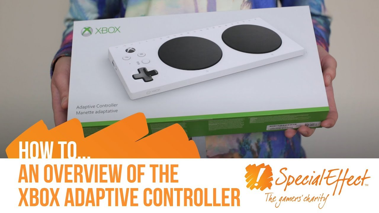 video placeholder for An Xbox Adaptive Controller Overview