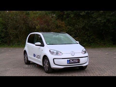Avaliamos o Volkswagen Up! elétrico