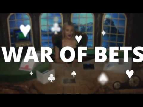 BetGames.TV War of Bets game