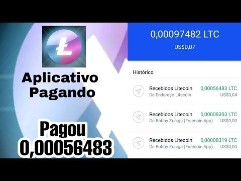 Pagou 0,00056483: Como Ganhar Litcoin Todos os Dias - FREELITCOIN
