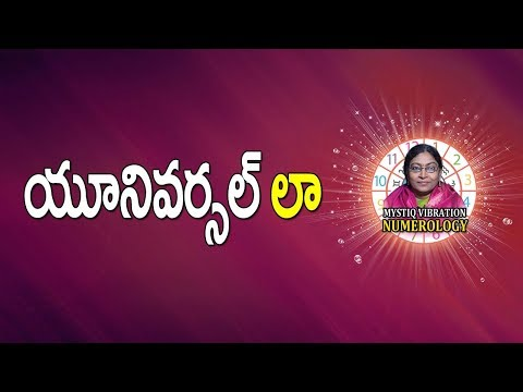 Download Numerology In Telugu Know Your Future By Numerology Video