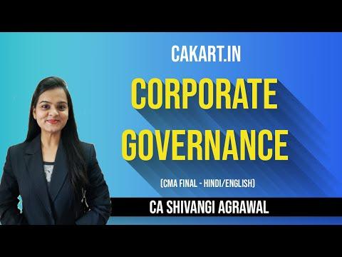 Corporate Governance by Shivangi Agarwal