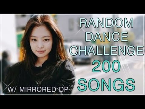 200 SONGS | KPOP RANDOM DANCE CHALLENGE | w/mirror | Youtube