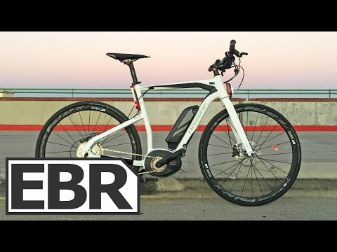 Haibike XDURO Urban S RX Video Review – High Speed Electric Road Bike, Light Weight