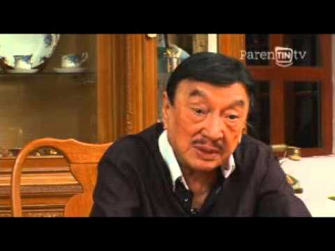 Parentin.tv Celebrity Interviews: Dolphy - Hari ng Komedya, Hari ng Tahanan Part 1