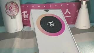 unboxing lightstick twice candy bong z - TH-Clip
