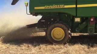 Seed terminator on John Deere 9070STS