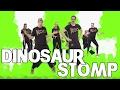 Koo Koo Kanga Roo - Dinosaur Stomp: Dance-A-Long Video