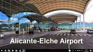 Alicante-Elche Airport, March 31st 2018