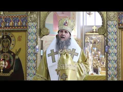 Митрополит Даниил совершил иерейскую хиротонию в Александро-Невском соборе Кургана